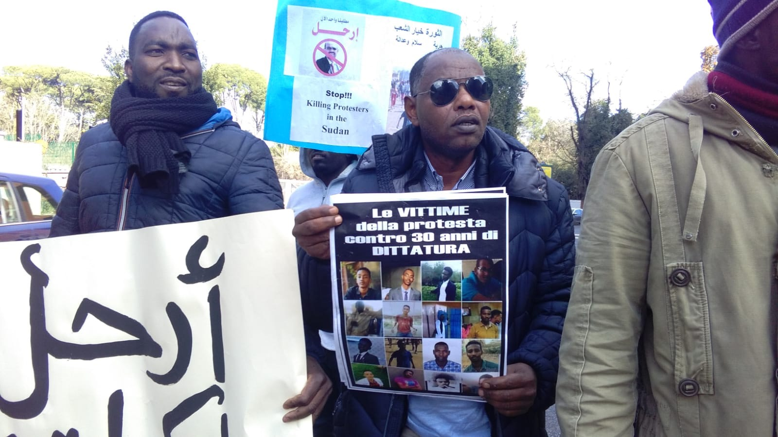 Sudan, Il 6 Aprile Giornata Mondiale Contro Le Repressioni