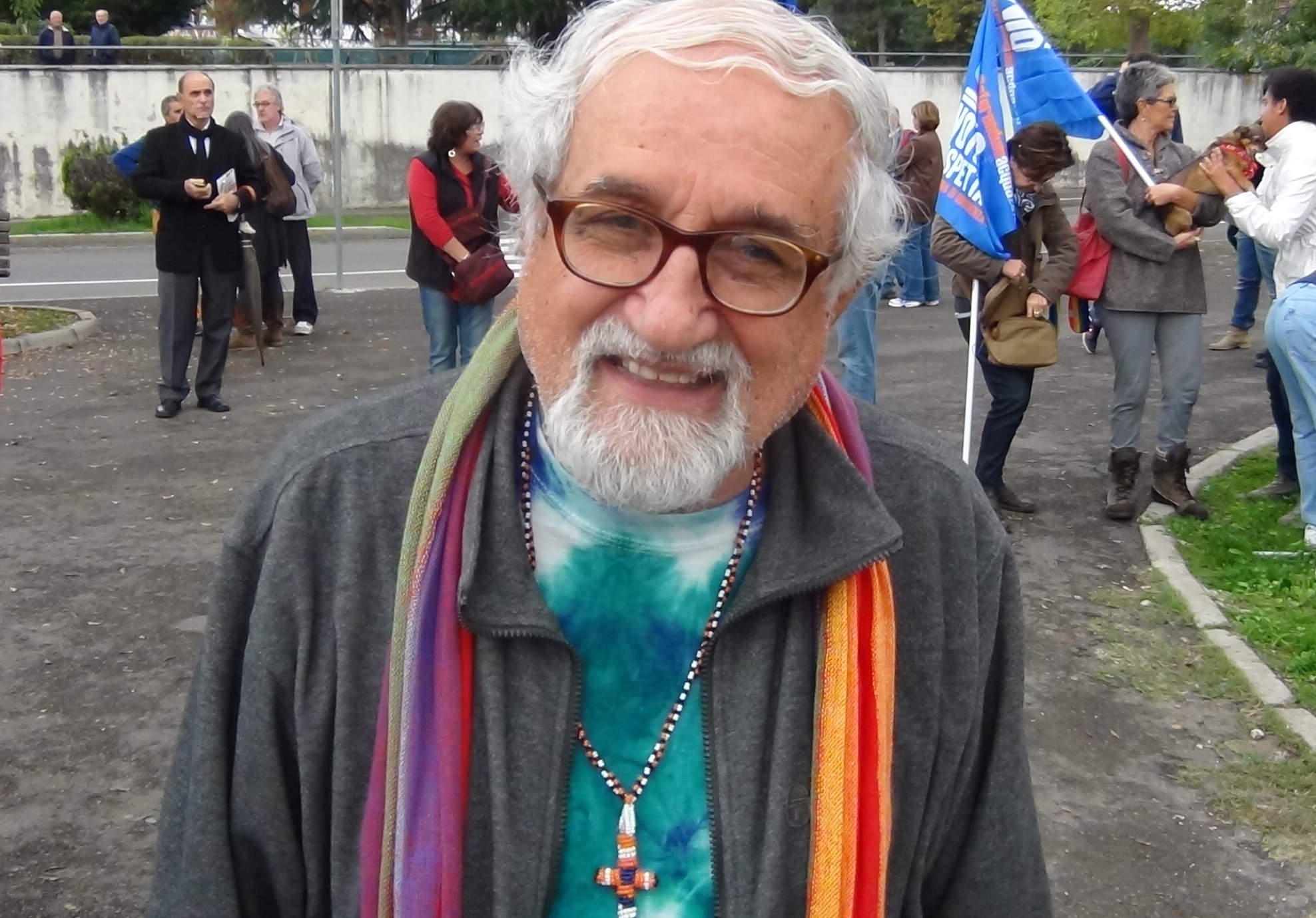 Open Arms, Hate Speech On Social Networks Against Father Alex Zanotelli And Rightful Solidarity