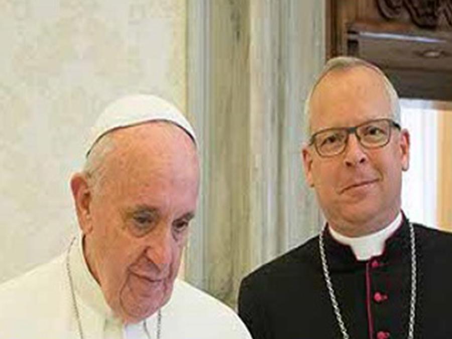 Sud Sudan, Papa Nomina Nunzio Apostolico Monsignore Van Megen