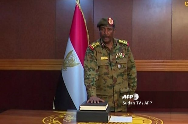 Sudan, Agreement Between Military And Civilians. Three-Year Transitional Power-Sharing Government