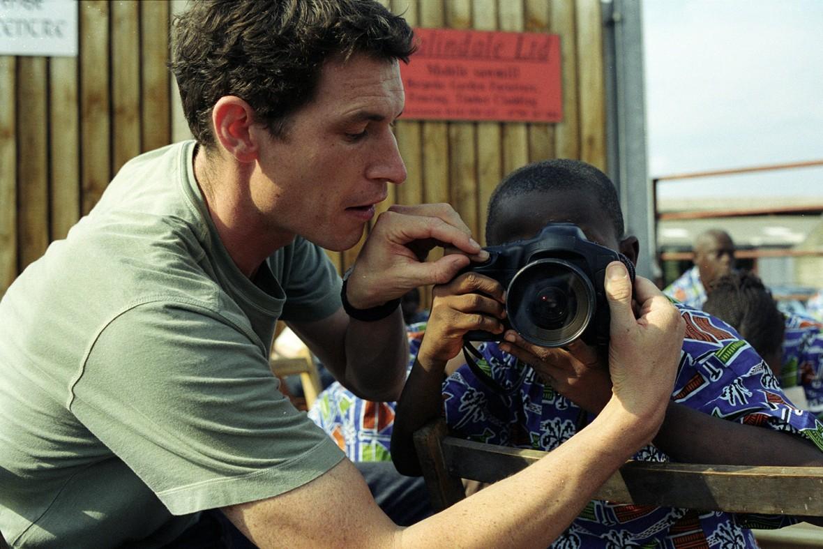 Il Ricordo Di Tim, Fotoreporter Che Amava E Raccontava L'Africa