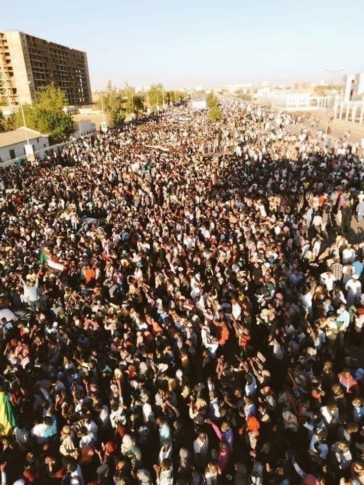Colpo Di Stato In Sudan. Il Presidente Omar Al-Bashir Si è Dimesso