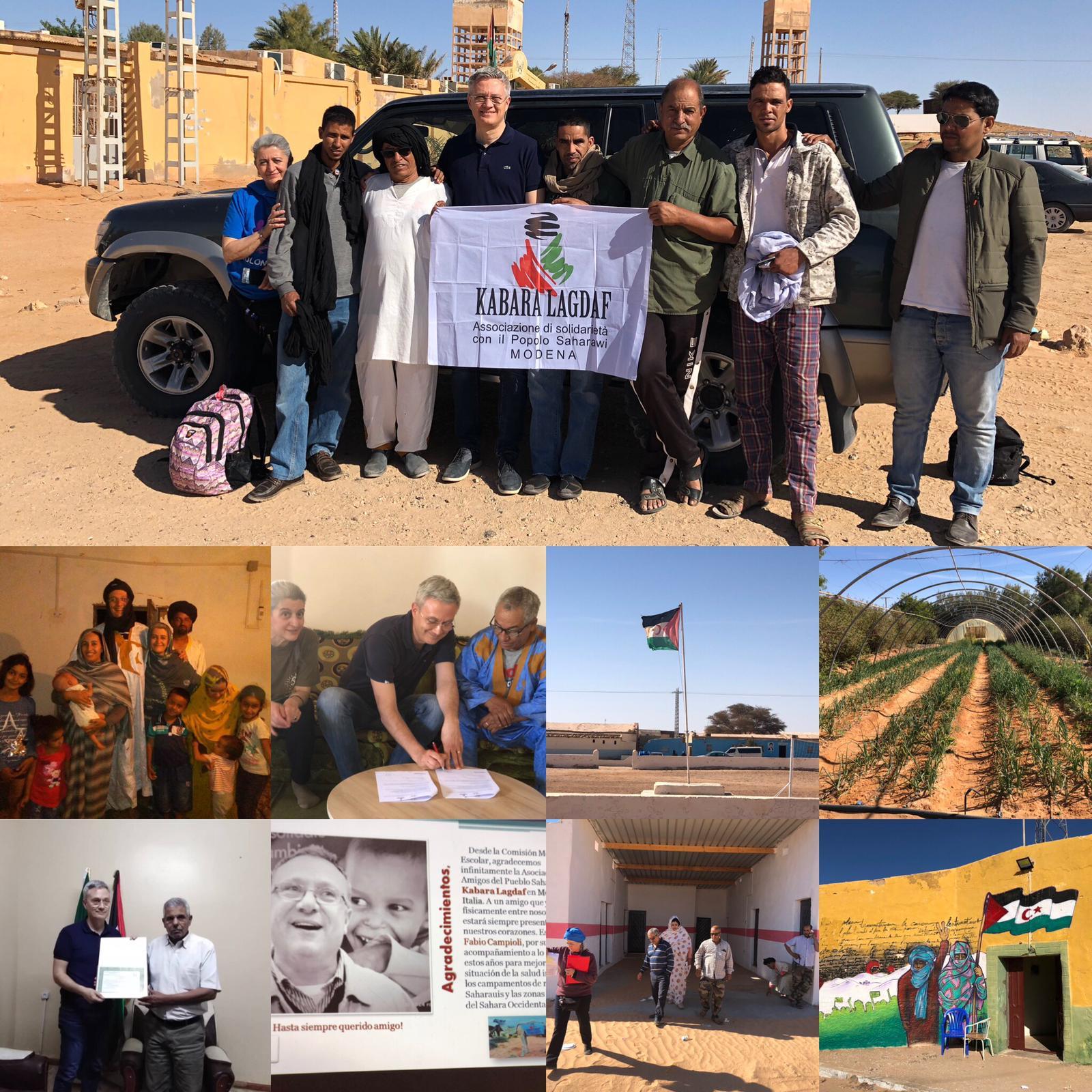 Sahara Occidentale, Una Missione Di Solidarietà E Di Speranza Per Il Popolo Saharawi