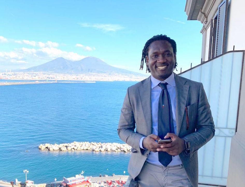 Dalla Nigeria Al Foro Di Napoli, Hilarry Sedu Che Difende I Diritti Dei Migranti