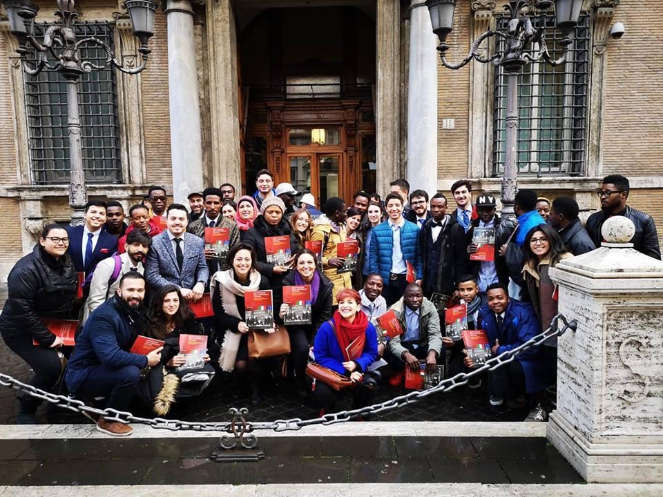 Global Shapers, Un Progetto Di Studenti Italiani E Stranieri Per I Giovani Migranti