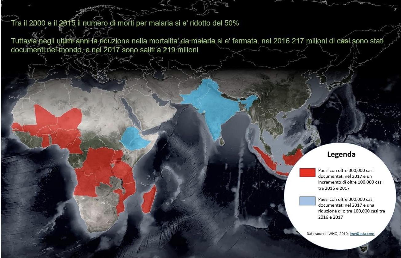 Rallentano I Progressi Nella Lotta Alla Malaria, Il 93% Dei Decessi In Africa