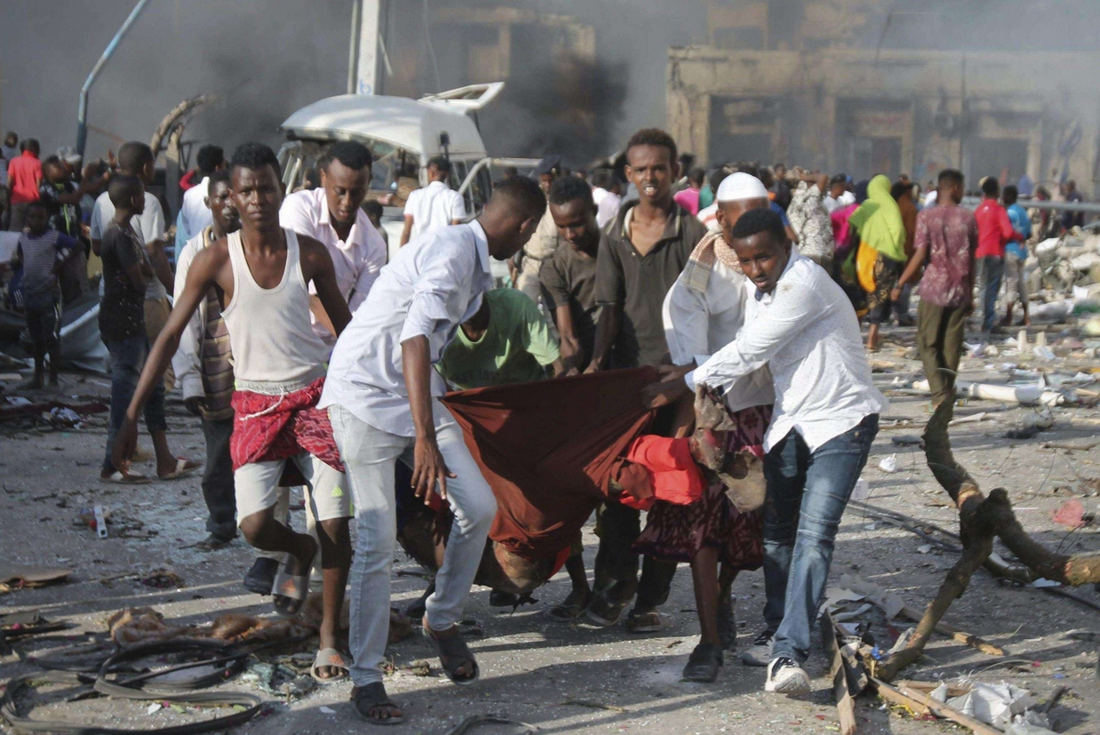 Somalia, Il Mio Racconto Dell'ultimo Attentato A Mogadiscio: Dieci Morti