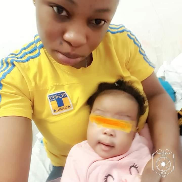 La Speranza Dopo La Fuga: La Storia Di Odion Mamma A 18 Anni