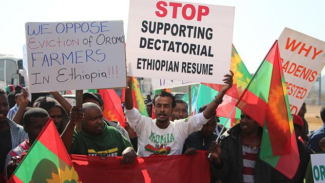 Etiopia, Nuovi Venti Di Rivolta E Vecchi Metodi: La Polizia Blocca Due Conferenze Stampa