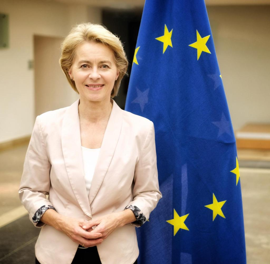 L'Europa Di Von Der Leyen Punti Su Un Piano Di Sviluppo Per L'Africa