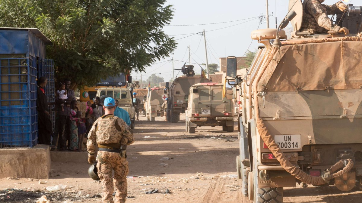 Mali, Five Soldiers Killed In Ambush