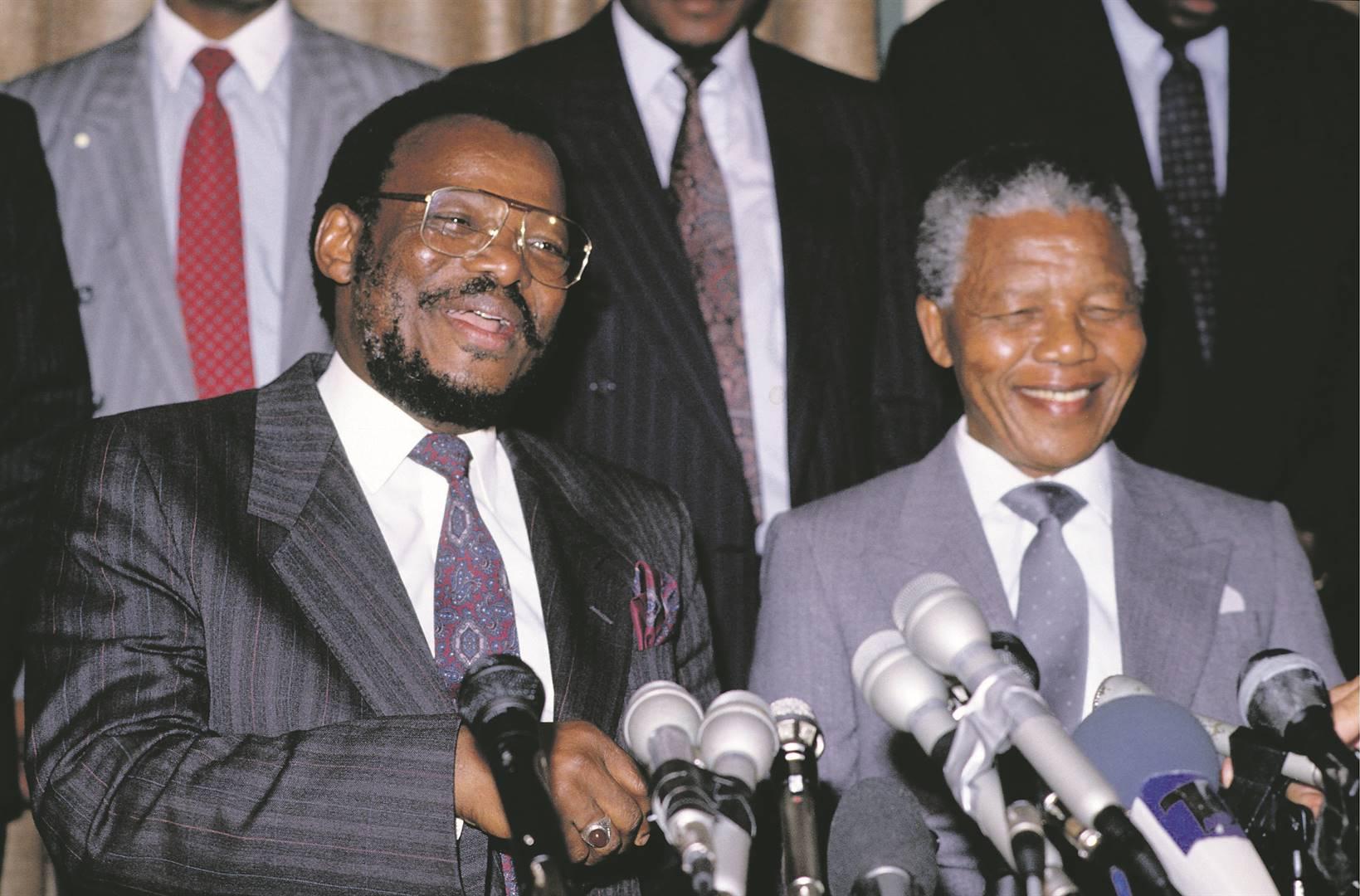 Sudafrica, Leader Ifp Lascia Dopo 44 Anni Mentre Governo Annuncia Svolta Economica