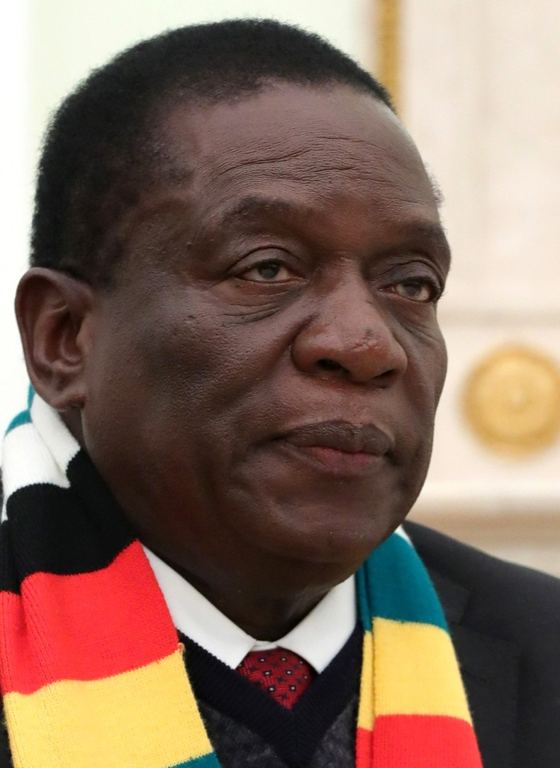 Zimbabwe, A Year Of President Mnangagwa Marked By Violent Human Rights Abuse