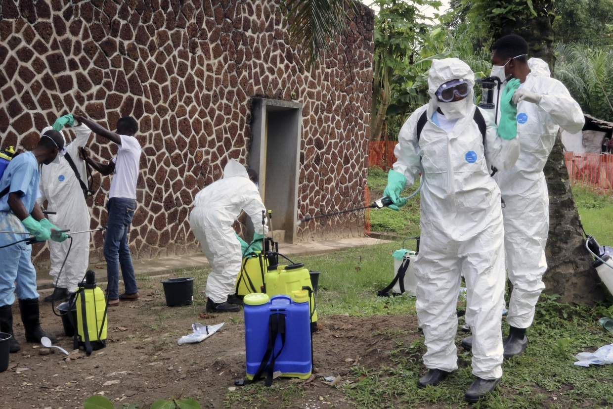 Ebola, International Emergency: New Outbreak In Three African Countries
