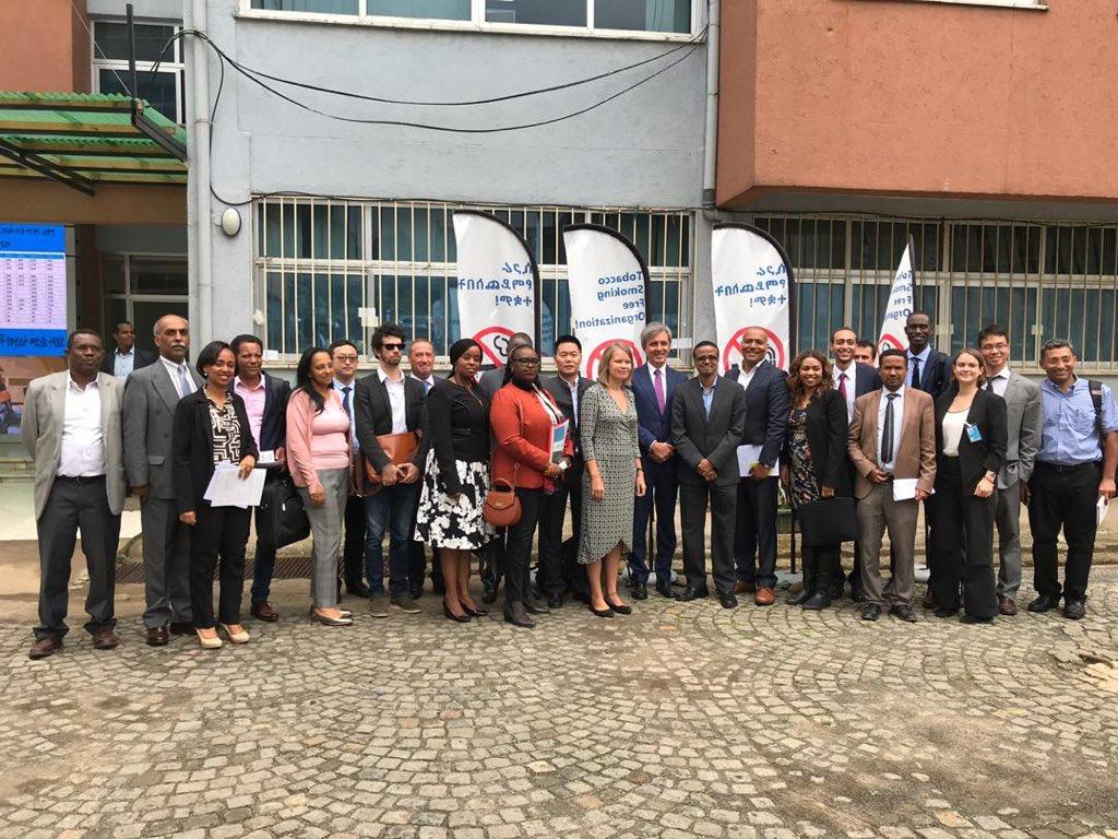 Ethiopia: UNAIDS Mission Presents Health Innovations. Delegation Meets The Minister Of Health, Amir Abiy