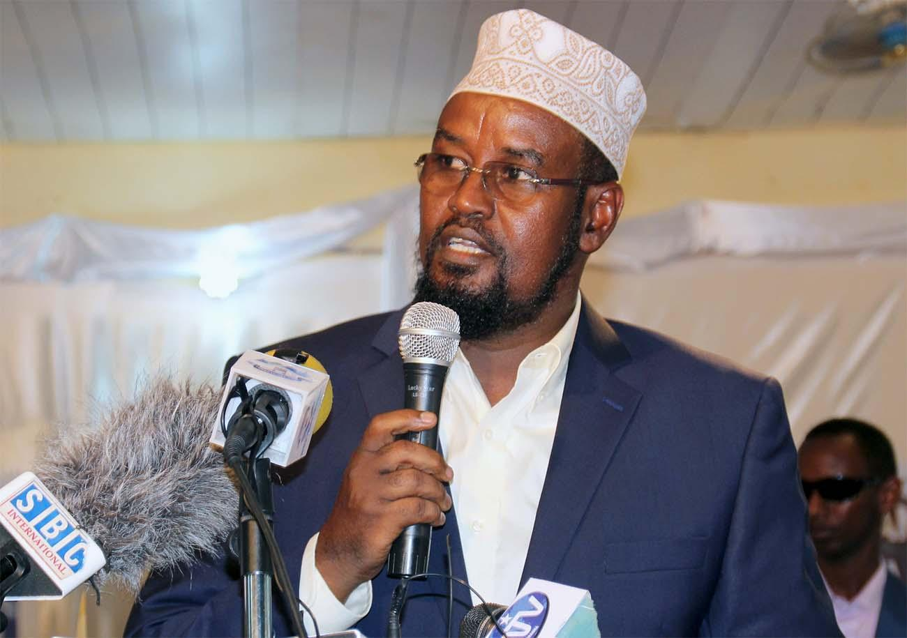 Somalia, Jubaland Security Minister Arrested: Suspected Of Serious Crimes