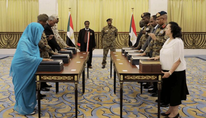 Sudan, Quattro Donne Nel Nuovo Governo. Inizia L'era Del Dopo Bashir