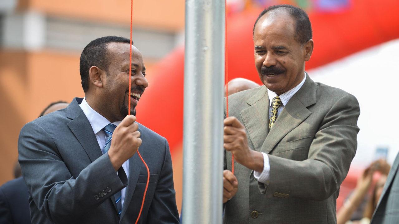 Il Riconoscimento Al Primo Ministro Etiope Sia Uno Stimolo Per Andare Avanti