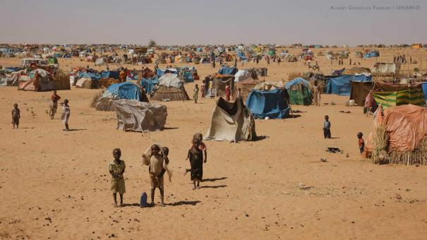 Darfur, Peacekeeping Opportunity For Millions Of Displaced Persons. But Crisis Casts A Shadow Over  Future