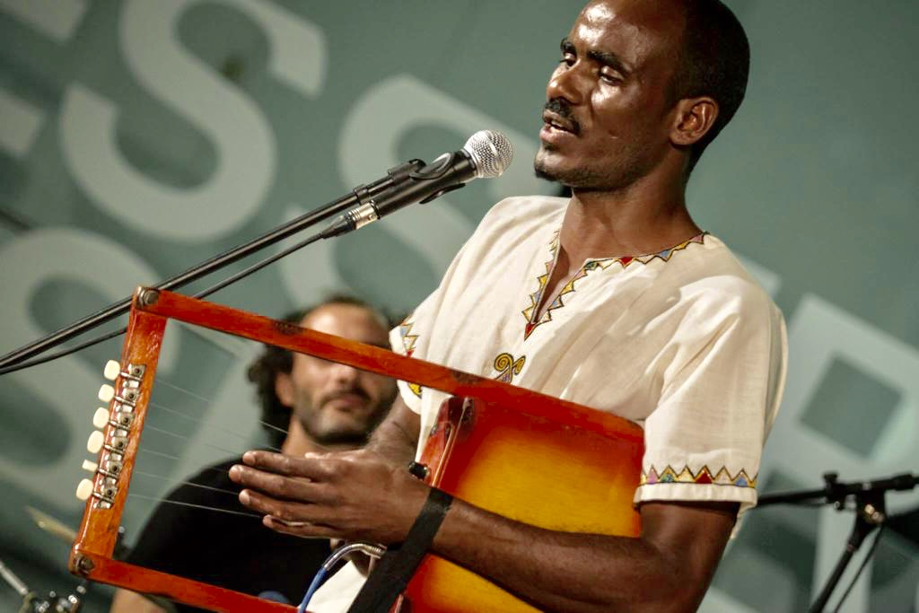 From Eritrea To Italy, Mihretu's Story Of Hope And Music