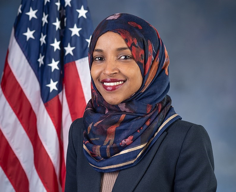 Lhan Omar, From A Refugee Camp In Somalia To The White House