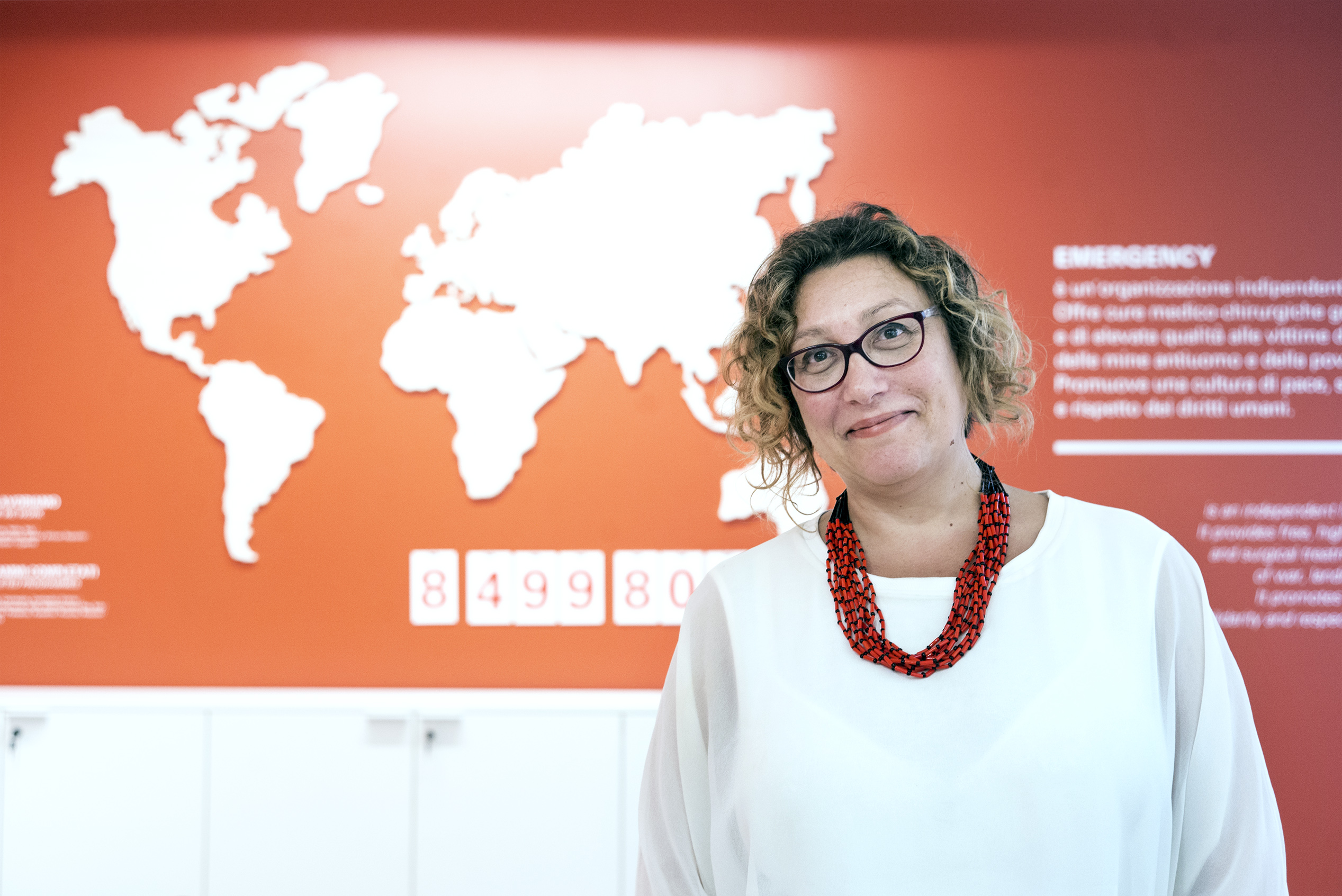 Africa, Healthcare Of Excellence Possible Says Rossella Miccio, President Of Emergency