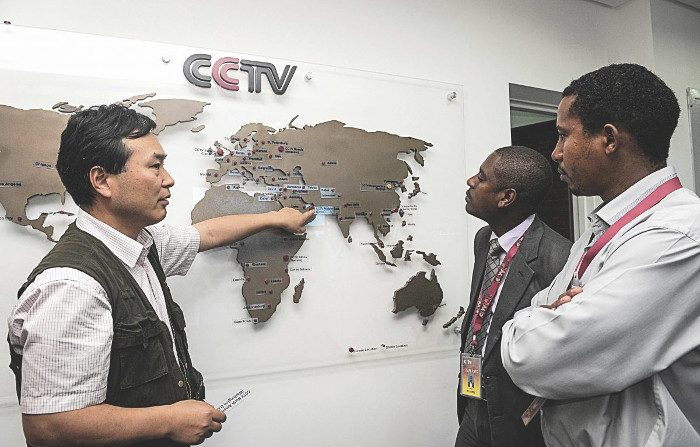 Media, Economy And Development, China An Example Of Commitment And Employment For Africa