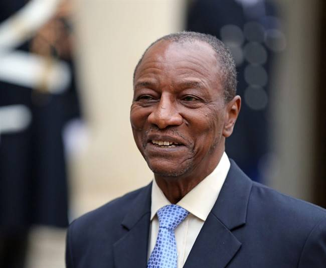 Guinea, President Condé Seeks To Change Constitution For A Third Mandate