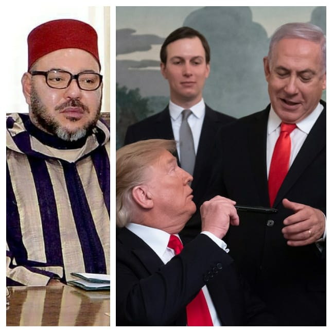 Western Sahara, Israel Pushes Trump To Recognize Moroccan Sovereignty