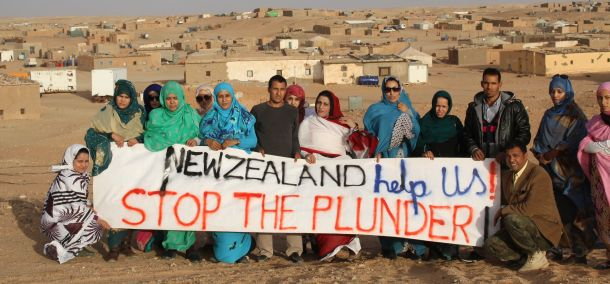 Legal Case In New Zealand Against Imported Phosphates From The Occupied Territories Of Western Sahara