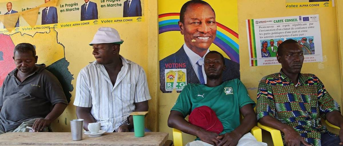 Guinea, Tensione E Repressione Nella Giornata Del Voto. Uccisi Oltre 30 Manifestanti