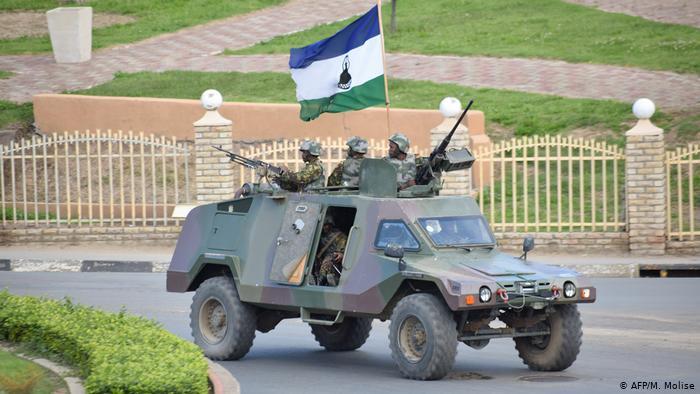 Lesotho, Il Governo Schiera L'esercito. Inviata Delegazione Sudafricana