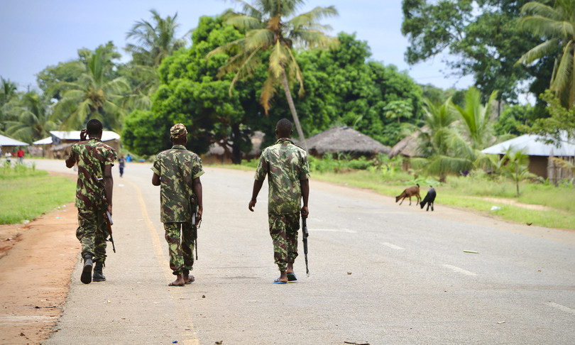Mozambique, Military Helicopter Crashes. ISIS Claims Responsibility