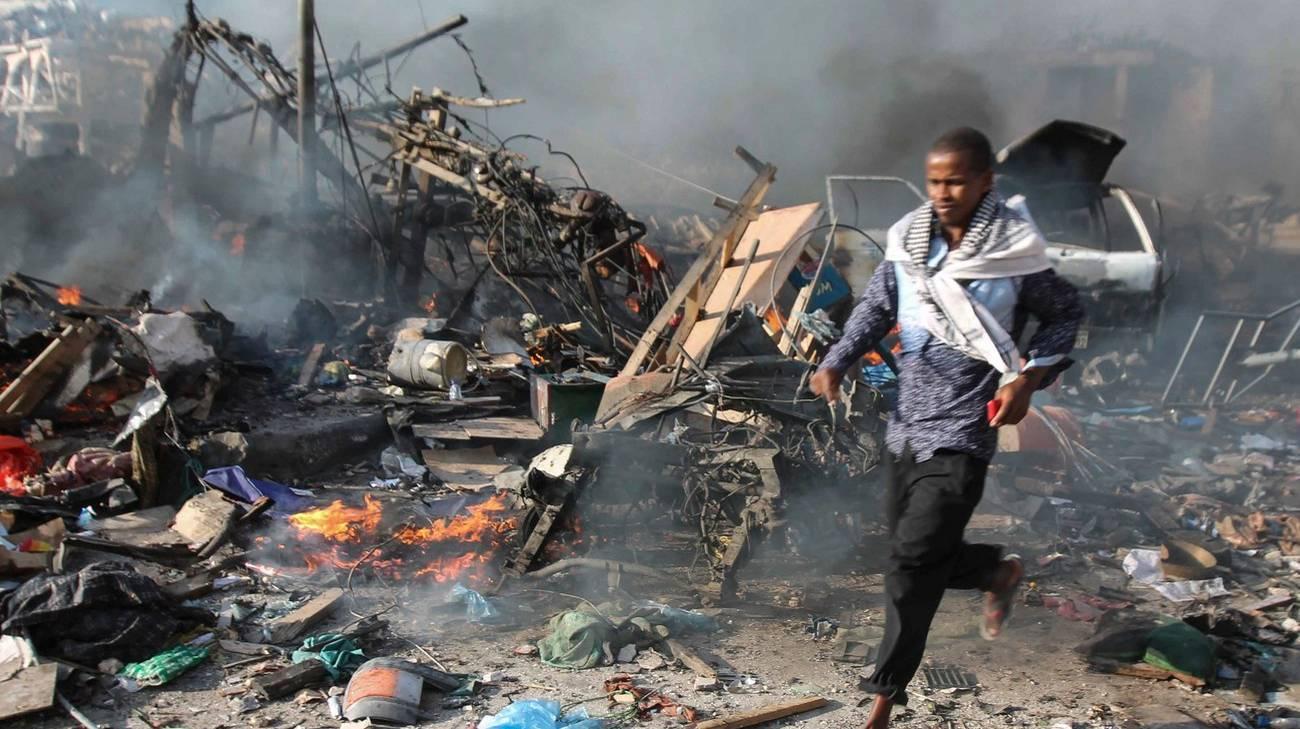 Somalia, Aumentano Le Vittime Civili Degli Attacchi Aerei Usa Contro Al-Shabaab