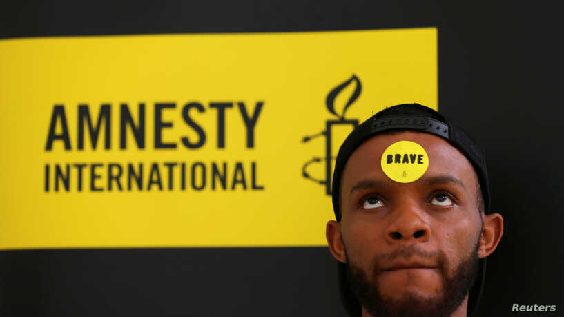 In 2019 Courage And Repression In Sub-Saharan Africa. Amnesty International Review