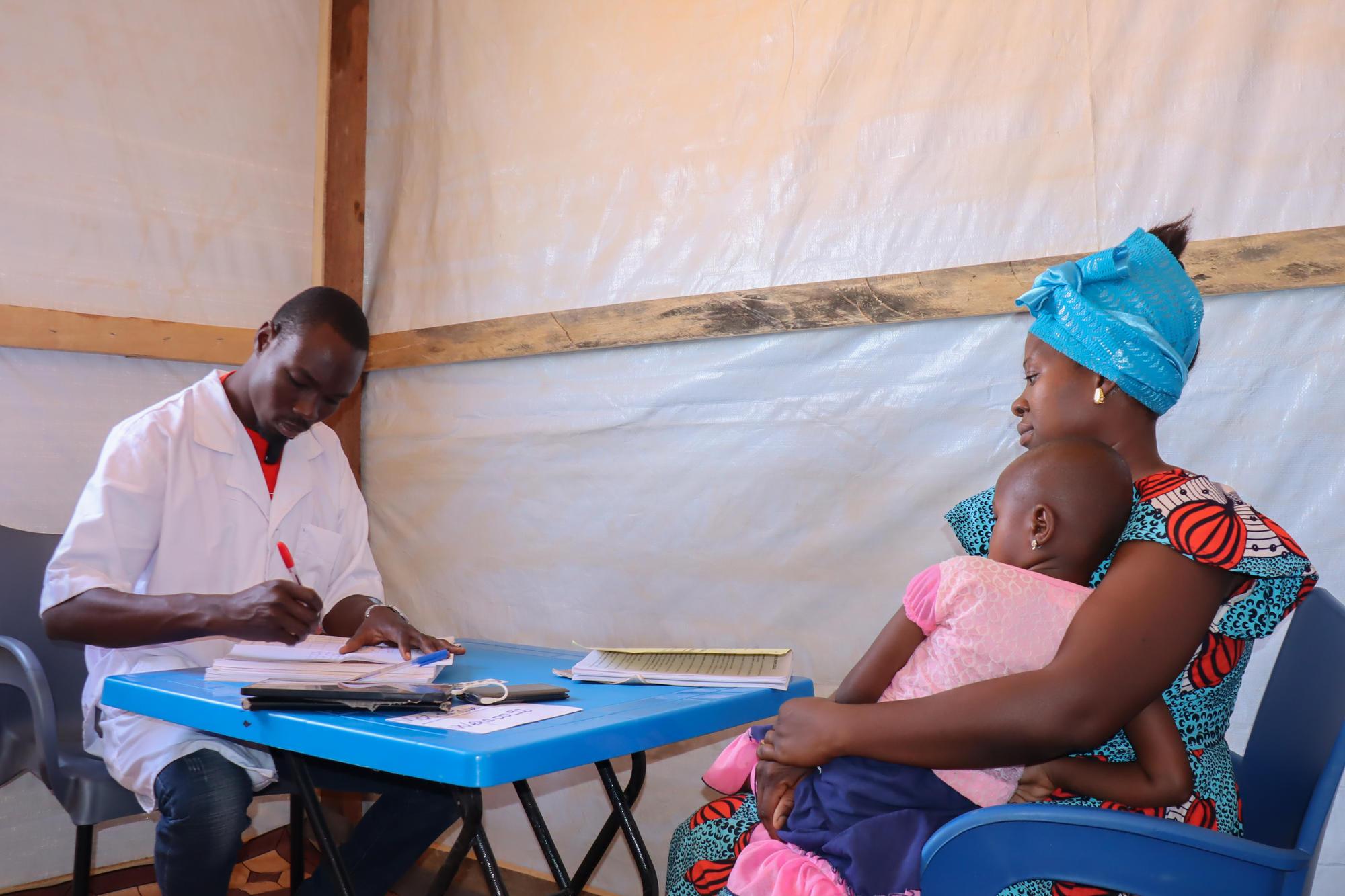 Burkina Faso, L'epidemia Di Covid Aggrava La Crisi Umanitaria In Corso