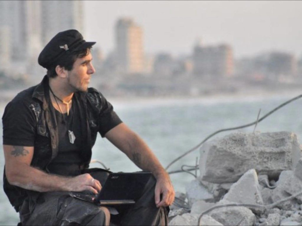 Nine Years Since The Killing Of Vittorio Arrigoni In Gaza. A Life Dedicated To Cooperation