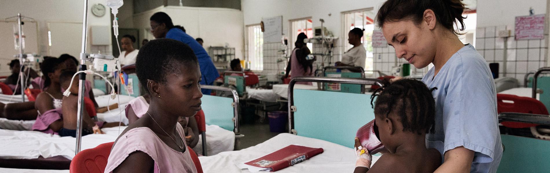 Sierra Leone, Dall'Ebola Al Covid-19 L'ospedale Di Emergency In Prima Linea