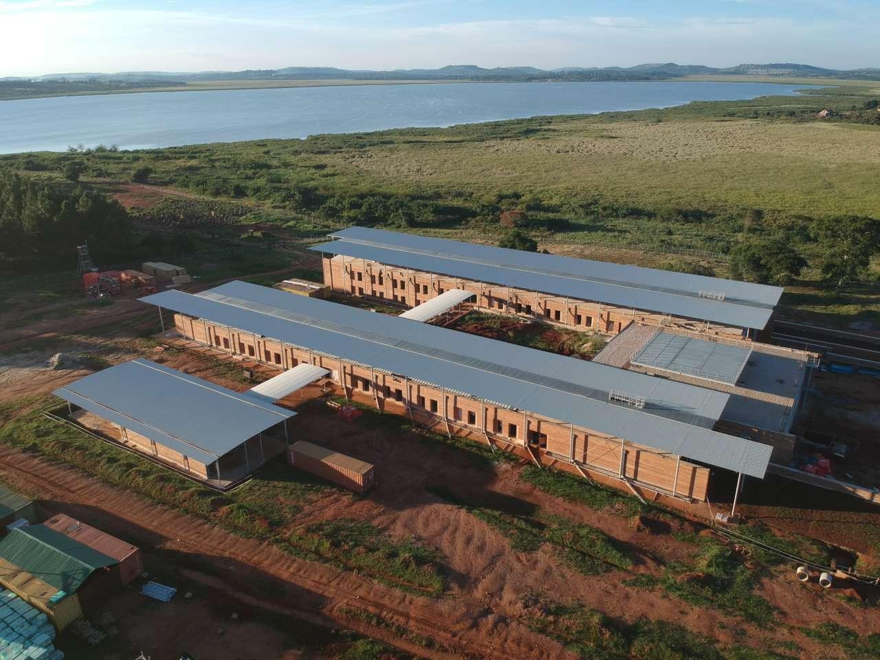 Uganda, Nasce Il Centro Di Chirurgia Pediatrica Di Emergency Disegnato Da Renzo Piano