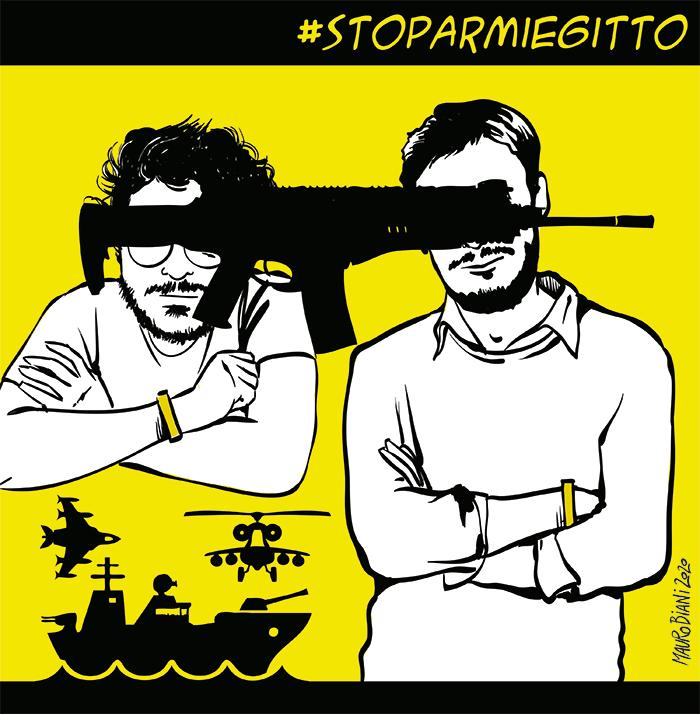#StopArmiEgitto. Perché è Così Importante