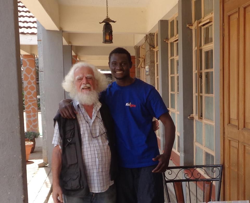 Coronavirus In Kenya. Oliver, Ex Bambino Di Strada Di Kisumu, Ha Vinto