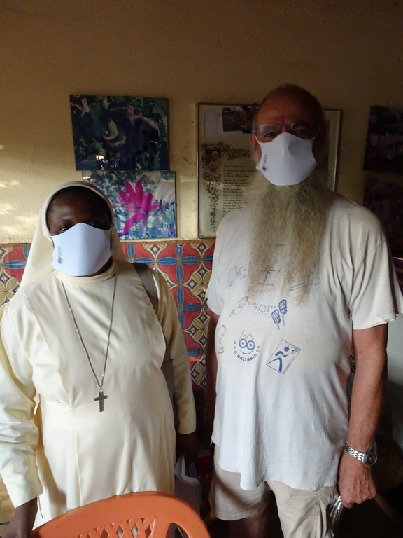 Covid-19, In Centrafrica Casi Continuano Ad Aumentare. L'impegno Di Chiesa E Caritas