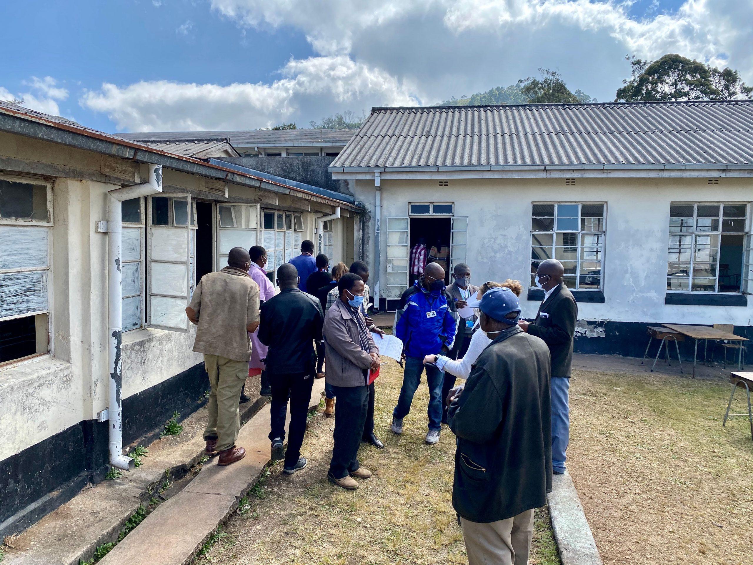 Zimbabwe, Centri Di Quarantena Non Attrezzati Aumentano DIffusione Del Covid-19