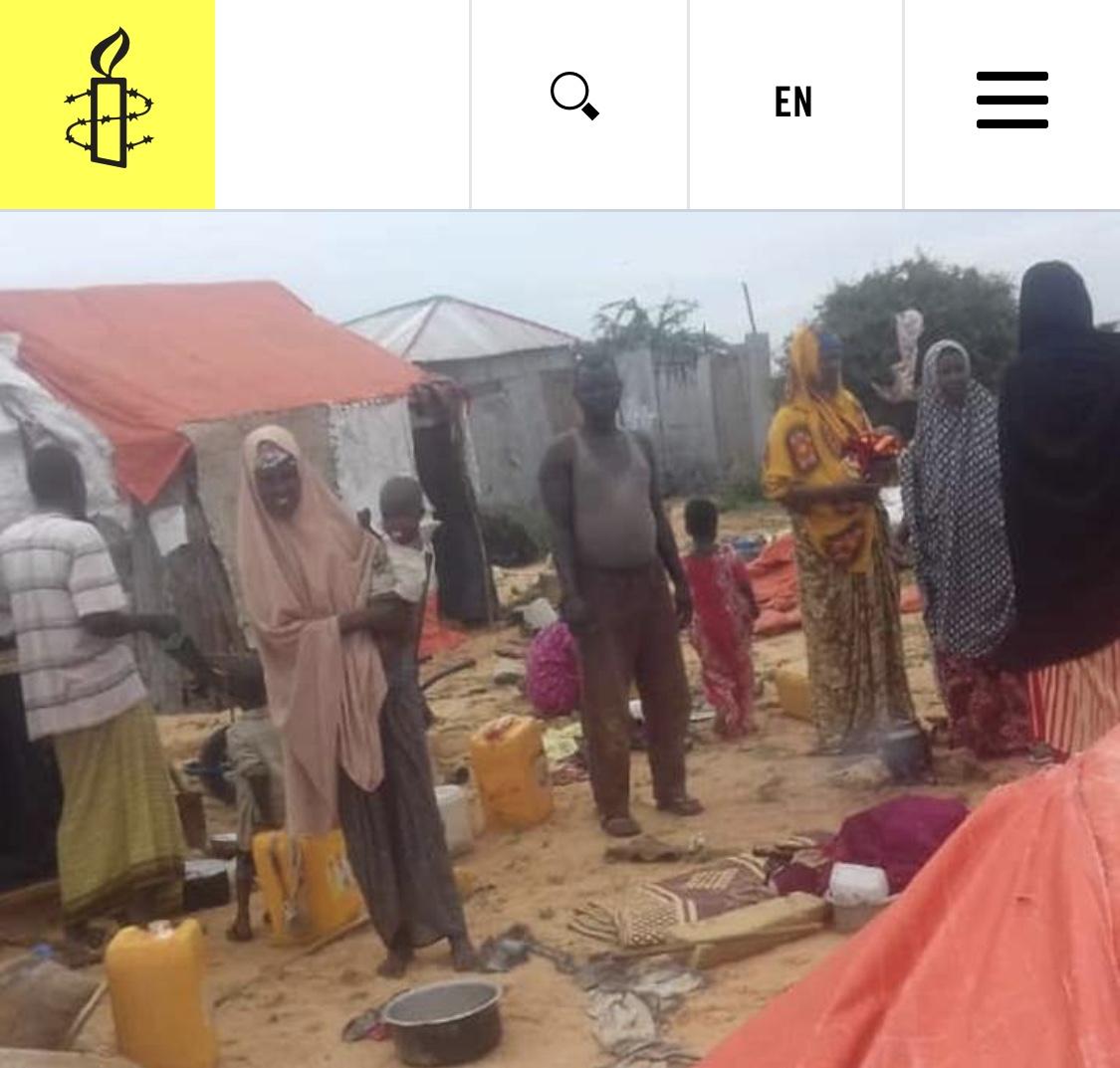 """""""Vivi Per Grazia Di Dio"""": Gli Sfollati Interni Della Somalia Alle Prese Col Coronavirus"""