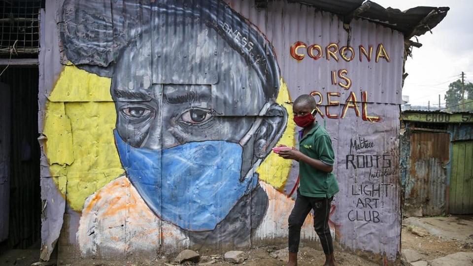 Covid-19, In Kenya Si Attende Un Aumento Dei Casi Ma C'è Chi Pensa Che Il Peggio Sia Passato