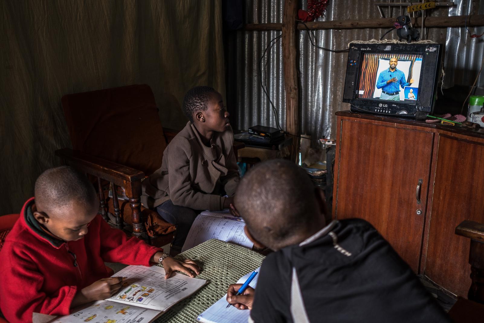 Covid-19, Nuovo Allarme Oms Per L'Africa Mentre Cresce Il Rischio Povertà E Abbandono Scolastico