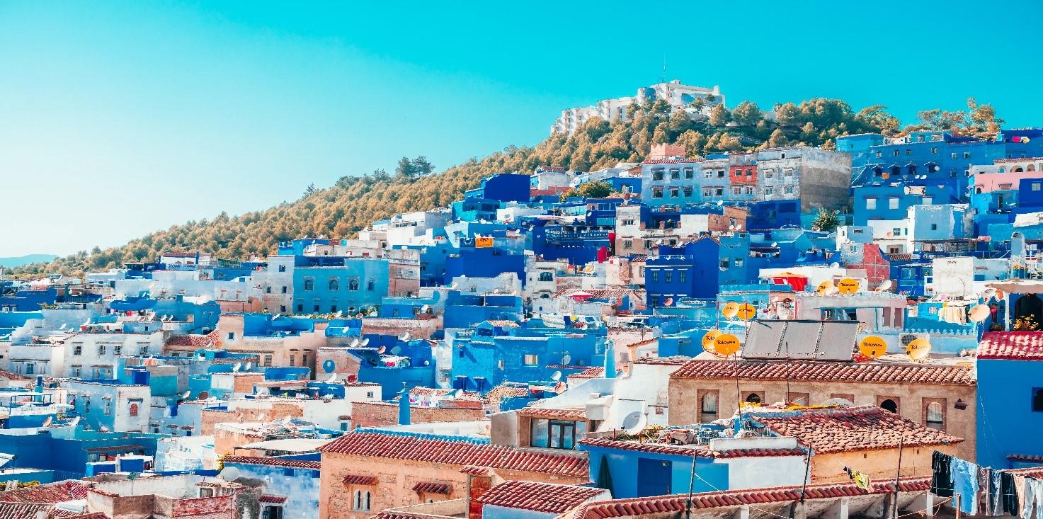 Chefchaouen, Perla Blu Del Marocco. Un Piccolo Paradiso Nascosto Al Turismo Di Massa