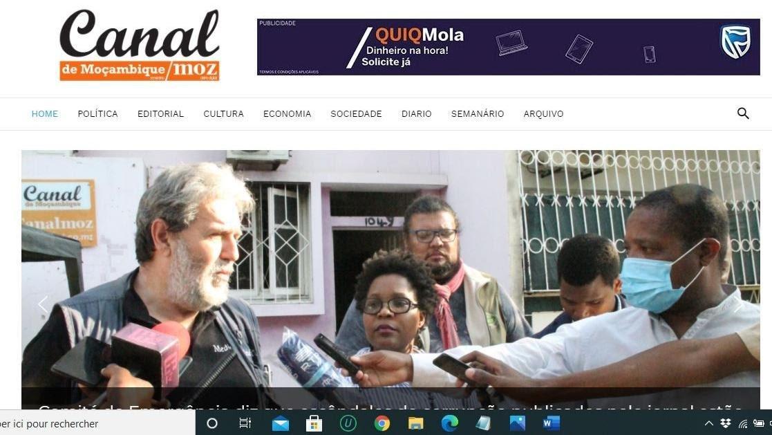 Mozambico, Attacco Con Bombe Molotov Alla Redazione Di Un Settimanale