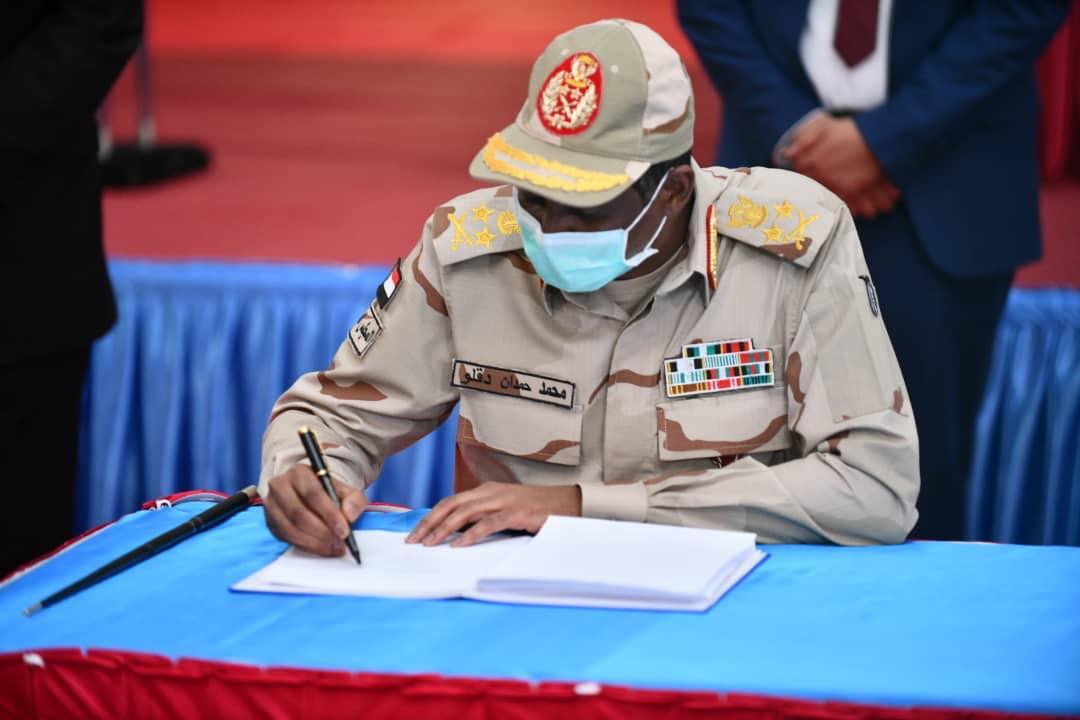 Sudan, I Punti Dell'accordo Sottoscritto Da Tutti I Gruppi Ribelli Tranne Slm E Splm
