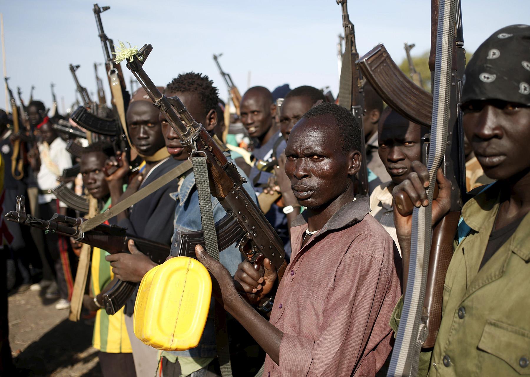 Sudan. Paesi Della Troika Invitano Mls E Splm-N Ad Aderire All'accordo Di Pace